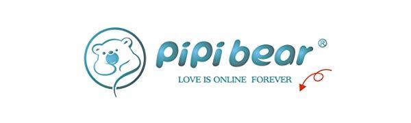Pipi bear Logo