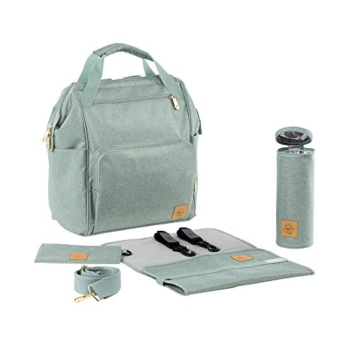 Lässig Wickelrucksack Glam Goldie Backpack